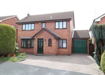 Thumbnail 4 bed property for sale in Paragon Avenue, Clayton, Newcastle-Under-Lyme