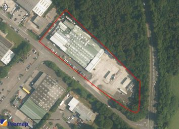 Thumbnail Light industrial for sale in Industrial - Wern Trading Estate, Newport