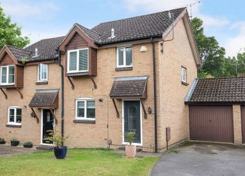 Thumbnail 3 bedroom semi-detached house for sale in Monks Place, Totton, Southampton