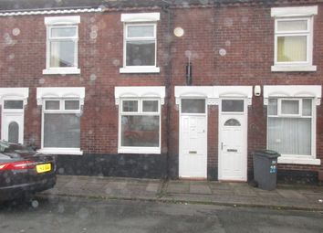 Thumbnail 2 bed terraced house to rent in Gordon Street, Stoke-On-Trent, Staffordshire
