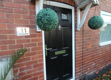 Thumbnail 3 bed semi-detached house for sale in Wood View, Airmyn, Goole