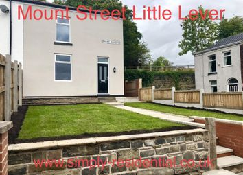 Thumbnail 3 bed terraced house for sale in Mount Pleasant, Bolton