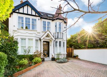 Thumbnail 5 bed detached house for sale in Coverdale Road, London