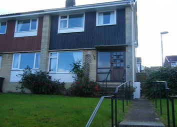 Thumbnail 3 bedroom end terrace house to rent in Woodbury Park, Axminster