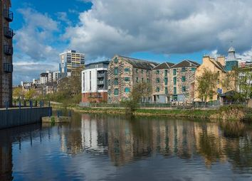 Thumbnail 2 bed flat for sale in Quayside Mills, Edinburgh