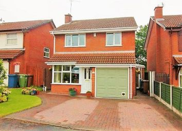 Thumbnail 3 bed detached house for sale in Chilwell Avenue, Little Haywood, Stafford