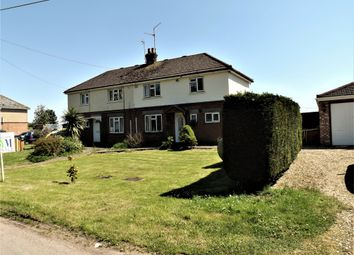 Thumbnail 3 bed semi-detached house for sale in Sholts Gate, Whaplode, Spalding