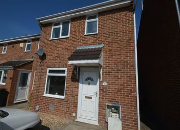 Thumbnail 2 bed end terrace house for sale in Hadleigh Close, Westlea, Swindon