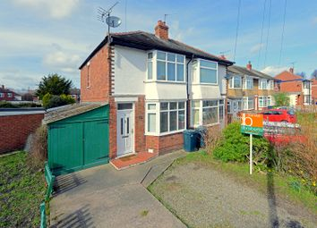 Thumbnail 2 bed semi-detached house for sale in Grasmere Road, Harlescott, Shrewsbury