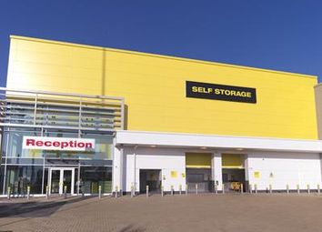 Warehouse to let in Big Yellow Self Storage Stockport, Site Office, Bailey Road, Stockport SK1