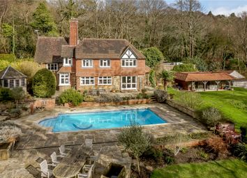 Thumbnail 5 bed property for sale in Markwick Lane, Loxhill, Godalming, Surrey