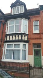 Thumbnail 1 bedroom flat for sale in Chaucer Street, Leicester