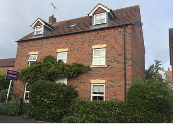 Thumbnail 5 bed link-detached house for sale in Poland Avenue, Lower Quinton, Stratford-Upon-Avon