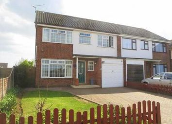 Thumbnail 4 bed semi-detached house to rent in Fronks Road, Dovercourt, Harwich