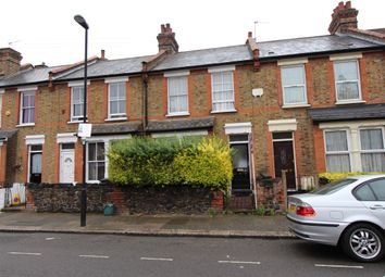 Thumbnail 3 bed terraced house to rent in Siddons Road, London