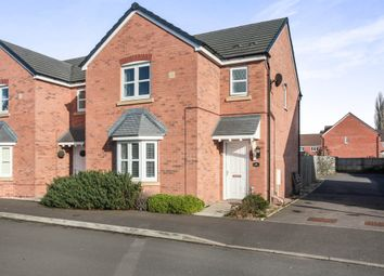 Thumbnail 3 bed detached house for sale in Sheepcote Drive, Long Lawford, Rugby