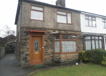 Thumbnail 3 bed semi-detached house for sale in Warley Drive, Bradford
