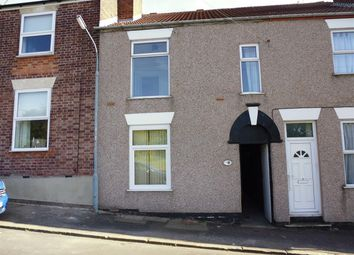 Thumbnail 3 bed terraced house for sale in Valley Road, Chesterfield