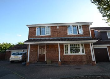 Thumbnail 4 bed detached house to rent in Coriander Way, Earley, Reading