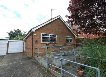 Thumbnail 2 bed detached bungalow for sale in Holmes Avenue, Raunds, Wellingborough