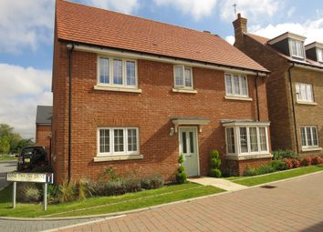 Thumbnail 4 bedroom detached house for sale in Song Thrush Drive, Finberry, Ashford