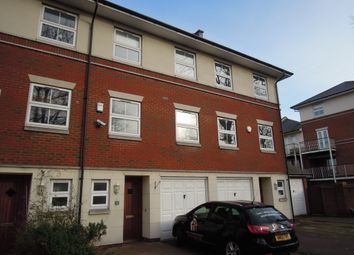 Thumbnail 3 bed town house to rent in Rollesbrook Gardens, Southampton