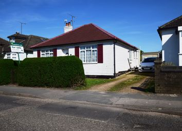 Thumbnail 2 bed detached bungalow for sale in Shawfield Road, Ash