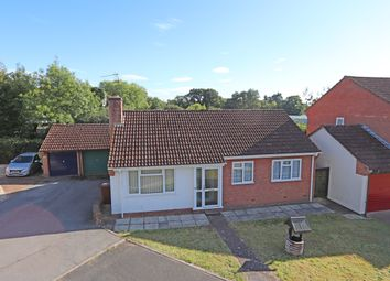 Culm Lea, Cullompton EX15. 3 bed detached bungalow