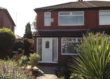 Thumbnail 2 bed semi-detached house for sale in Knowl Close, Denton, Manchester, Greater Manchester