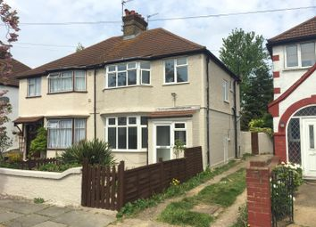 Thumbnail 3 bed semi-detached house for sale in Westwick Gardens, Cranford