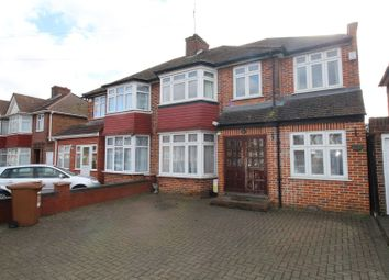 Thumbnail 4 bedroom detached house to rent in Wemborough Road, Stanmore