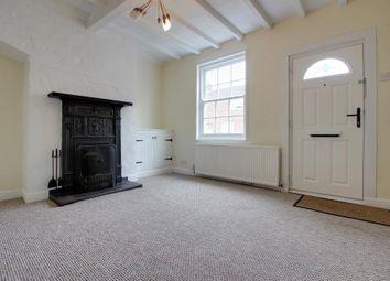 Thumbnail 3 bed end terrace house for sale in Clapgun Street, Castle Donington, Derby