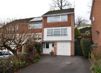 Thumbnail 3 bed end terrace house for sale in Starlings Drive, Tilehurst, Reading, Berkshire