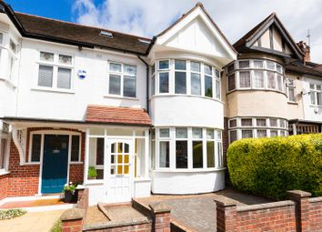 Thumbnail 4 bed terraced house for sale in Greenway Avenue, London