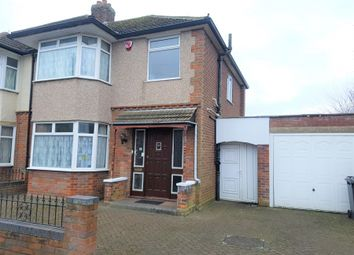 Thumbnail 3 bed semi-detached house to rent in Northview Road, Luton