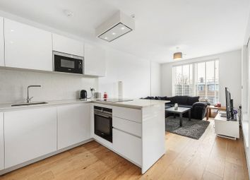 Thumbnail 2 bed flat for sale in Brixton Water Lane, London