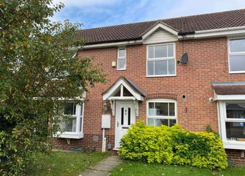 Thumbnail 2 bed terraced house for sale in Meltham Close, Beau Manor, Northampton