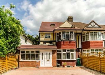 Thumbnail 6 bed semi-detached house for sale in Beverley Way, Raynes Park