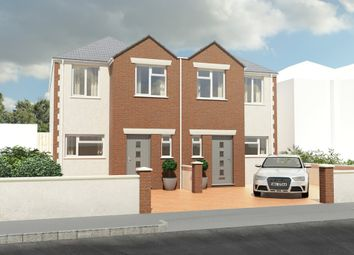 Thumbnail 3 bedroom property for sale in Bedford Road, Plymstock, Plymouth