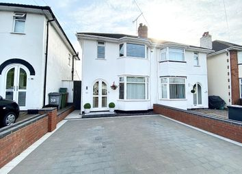 Pierce Avenue, Solihull B92. 3 bed semi-detached house