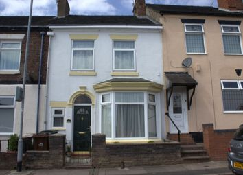 Thumbnail 2 bed terraced house for sale in Penkhull Terrace, Stoke-On-Trent