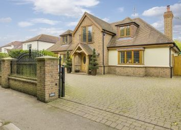 Thumbnail 5 bedroom detached house for sale in New Park Road, Newgate Street, Hertford