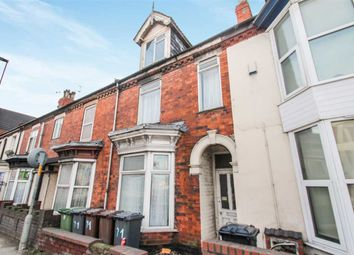 Thumbnail 3 bed terraced house for sale in Canwick Road, Lincoln