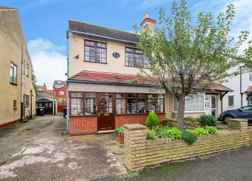 Thumbnail 3 bed semi-detached house for sale in Melrose Avenue, Beeston, Nottingham