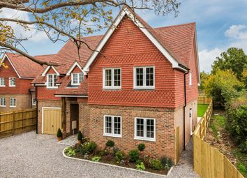 Thumbnail 5 bed detached house for sale in Kings Cross Lane, South Nutfield, Redhill, Surrey