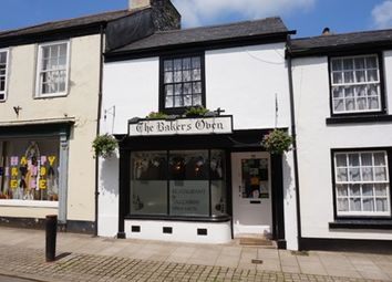 Thumbnail Restaurant/cafe for sale in Fore Street, Buckfastleigh, Devon