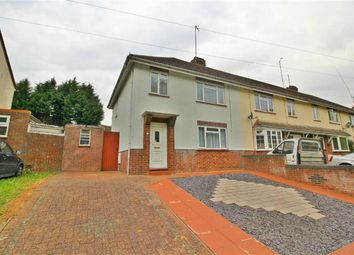 Thumbnail 3 bed end terrace house for sale in Pinewood Drive, Bletchley, Milton Keynes