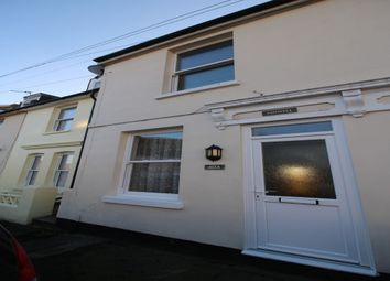 Thumbnail 2 bed terraced house to rent in Harvey Street, Folkestone