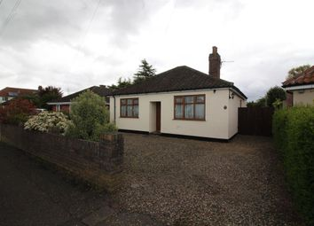 Thumbnail 2 bed bungalow for sale in Mountfield Avenue, Norwich