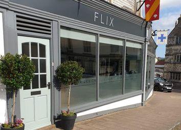 Thumbnail Retail premises for sale in Colyton, Devon